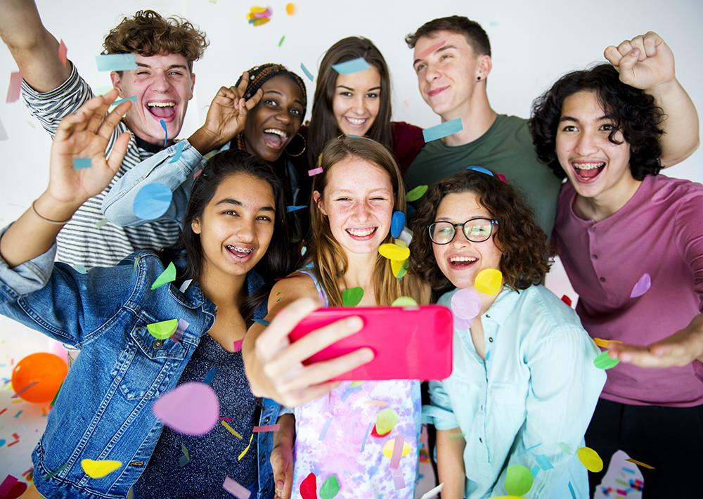 Phase 4 - Community Spaces - Party Celebrete Enjoyment Festive Activities